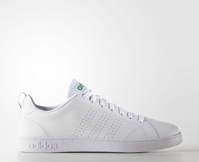 adidas Advantage Clean VS white green (men) (F99251) starting from ... 97abf8275e41d