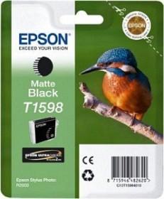 Epson Tinte T1598 schwarz matt (C13T15984010)