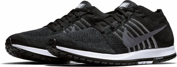 Nike zoom Flyknit Streak blackwhitedark grey (men) (835994 010) from £ 99.99
