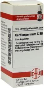 DHU Cardiospermum Globuli C30, 10g