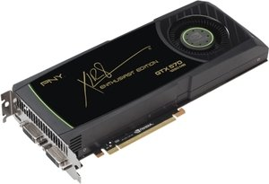 PNY GeForce GTX 570, 1.25GB GDDR5, 2x DVI, mini HDMI (GMGTX57N2H12ZPB)