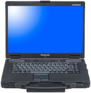 Panasonic Toughbook CF-52, Core i5-540M, 2GB RAM, 250GB HDD, UK (CF-52PFNBVDE)