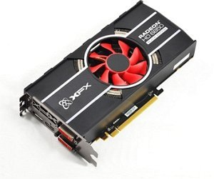 XFX Radeon HD 6850 820M Black Edition, 1GB GDDR5, 2x DVI, HDMI, DisplayPort (HD-685X-ZNBC)