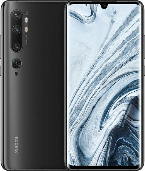 Xiaomi Mi Note 10 Pro midnight black