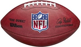 Wilson American Football The Duke