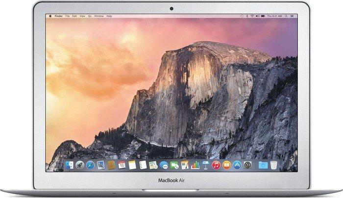 """Apple MacBook Air 13.3"""" silber, Core i5-5350U, 8GB RAM, 512GB SSD [Mid 2017 / Z0UU/Z0UV]"""