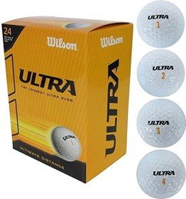 Wilson Ultra Ultimate Distance, 24 pieces