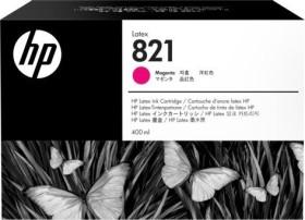 HP Tinte 821 Latex magenta (G0Y87A)