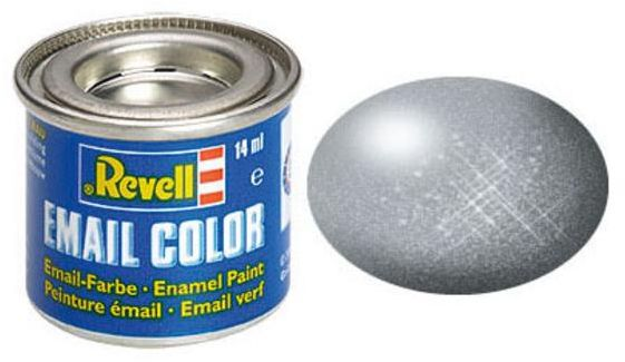 Revell Email Color steel, metallic (32191)