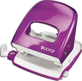 Leitz New NeXXt WOW Bürolocher Metall, violett (50081062)