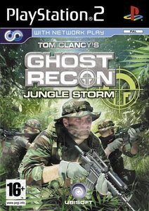 Tom Clancy's Ghost Recon: Jungle Storm (German) (PS2)