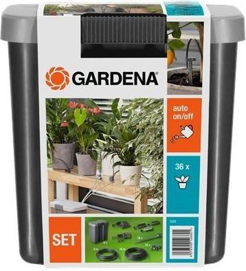 Gardena Urlaubsbewässerung mit 9l Vorratsbehälter (1266)