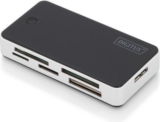 Digitus All-in-one Multi-Slot-Cardreader, USB 3.0 Micro-B [Buchse] (DA-70330-1)