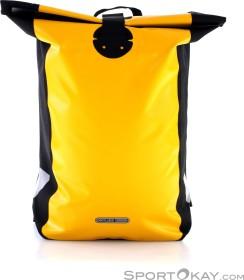 Ortlieb Messenger-Bag black/sun yellow (R2210)