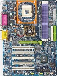 Gigabyte GA-8S648FX, SiS648FX (PC-3200 DDR)