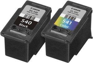 Canon Tinte PG-540/CL-541 schwarz/dreifarbig Multipack (5225B006/5225B007)