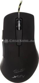 Xtrfy M3 HeatoN black, USB (XG-M3-HEATON)