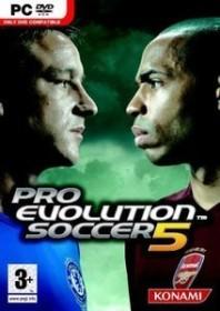Pro Evolution Soccer 5 (PC)