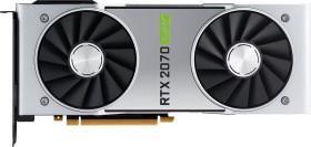 NVIDIA GeForce RTX 2070 SUPER Founders Edition, 8GB GDDR6, HDMI, 3x DP, USB-C (900-1G180-2515-000)