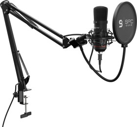 SilentiumPC SPC Gear SM900 Streaming USB Microphone (SPG026)