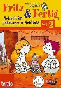 Terzio: Fritz und Fertig 2 - Schach im schwarzen Schloss (deutsch) (PC)