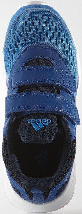 adidas Hyperfast 2.0 collegiate navyshock blueeqt blue (Junior) (AF4495)
