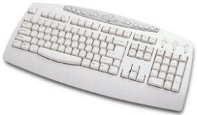 Typhoon Navigator XP Keyboard, PS/2, DE (40205)