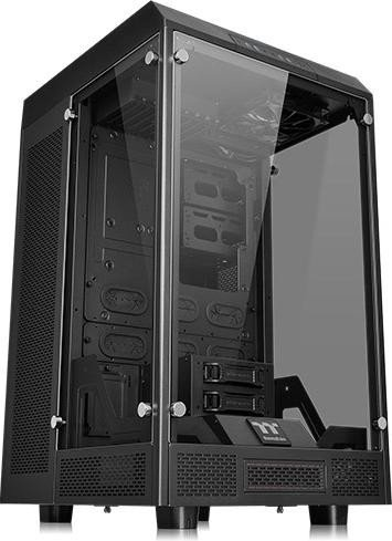 Thermaltake The Tower 900 black, glass window (CA-1H1-00F1WN-00)