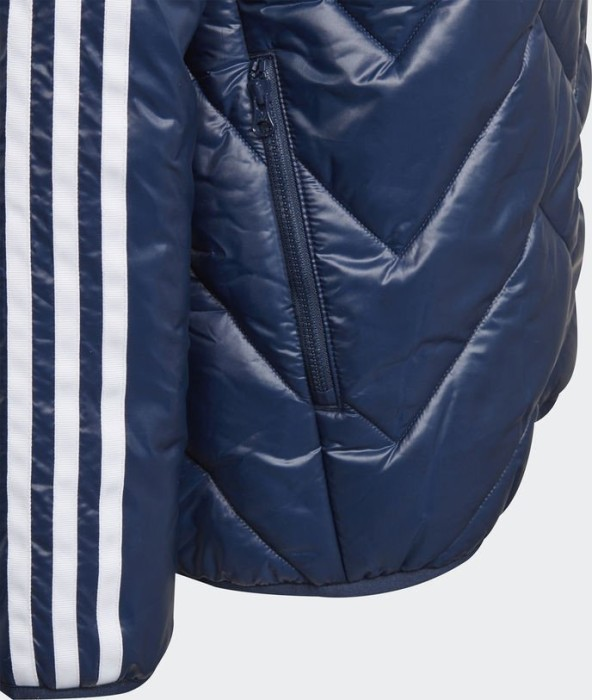 bf2d854b adidas Trefoil Midseason Jacket collegiate navy/white (Junior) (DH2685)  starting from £ 71.63 (2019) | Skinflint Price Comparison UK