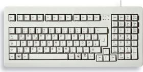 Cherry G80-1800 light grey, PS/2 & USB, EU (G80-1800LPCEU-0)