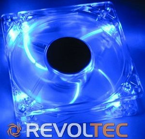 Revoltec Dark Blue, 120mm (RL026)