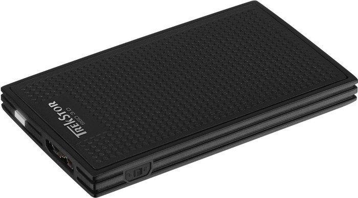 TrekStor DataStation picco SSD 3.0 mit Schreibschutz 256GB, USB 3.0 Micro-B (66537)
