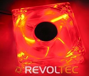 Revoltec Dark Red 120mm (RL027)