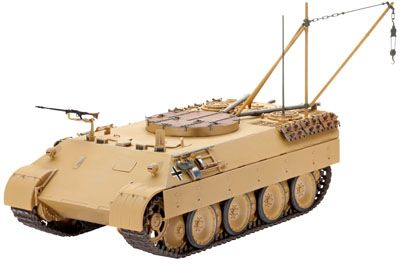 Revell Bergepanther (Sd.Kfz. 179) (03238)