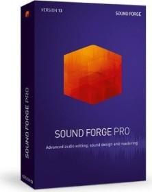 Magix Sound Forge Pro 13 (deutsch) (PC)