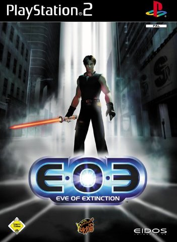 EOE: Eve of Extinction (deutsch) (PS2) -- via Amazon Partnerprogramm