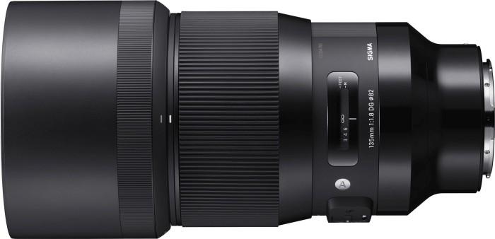 Sigma Art 135mm 1.8 DG HSM für Leica L
