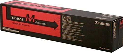 Kyocera TK-8505M Toner magenta (1T02LCBNL0) -- via Amazon Partnerprogramm