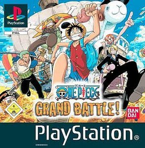 One Piece - Grand Battle (PS1)