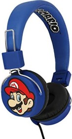 OTL Super Mario and Luigi Tween Folding Headphones (SM0655)