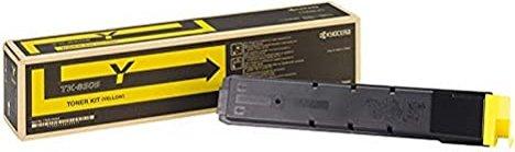 Kyocera TK-8505Y Toner gelb (1T02LCANL0) -- via Amazon Partnerprogramm