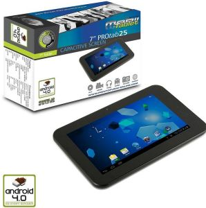Point of View ProTab 25, 512MB RAM, 4GB, Android 4.0 (TAB-PROTAB25)