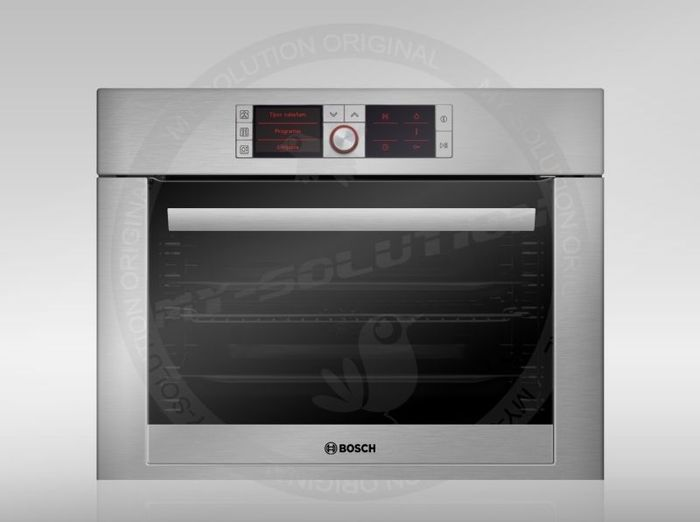 Bosch HBC36D753 steam oven -- © My-Solution.de