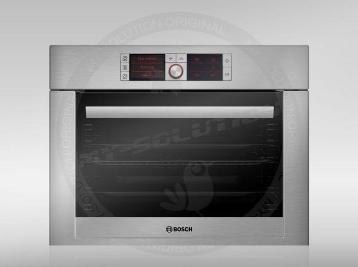 Bosch HBC36D753 steam oven -- © My-Solution.de