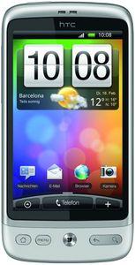 HTC Desire biały