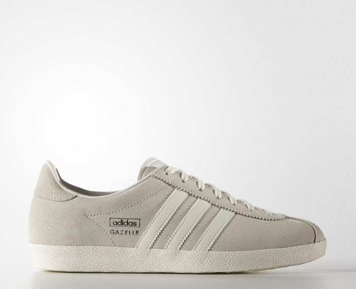 adidas gazelle damen white