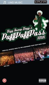 Snoop Dogg - Puff Puff Pass Tour (UMD movie) (PSP)
