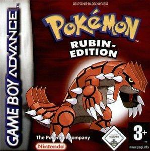 Pokémon - Rubin Edition (GBA)
