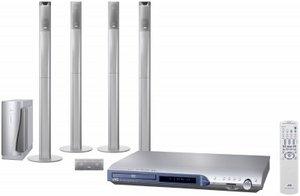 JVC TH-S9 silber