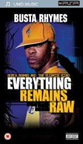 Busta Rhymes - Everything Remains Raw (UMD movie) (PSP)